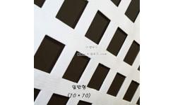 PVC라틱스/4T*1220*2440 일반형/화이트